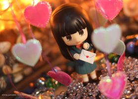 Valentines Day Sawako: Love letter by kixkillradio