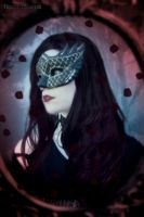 Behind Thy Mask by frozenmistress