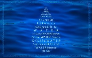 Water - Source Of Life by Scaloperion