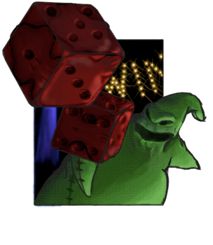 Oogie Boogie by Akei-Tyrian