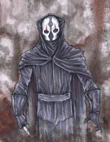 Darth Nihilus Star Wars KOTOR by ChrisOzFulton