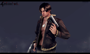 Resident Evil 4 Reload by Dampir07