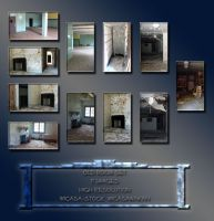 Old room set wicasa-stock by Wicasa-stock