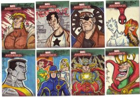 MM3 sketch cards 4 of 5 by Gigatoast