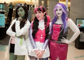 Monster High - Comikaze by EriTesPhoto