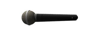Microphone DL by chocosunday