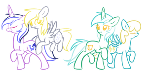 crossing paths by Selective-Yellow