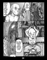 Pih McNy: the comic -page 39 by ArtBennyRGrau