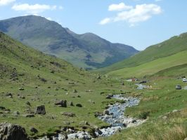 Lake District 2 by Chemai