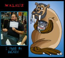 Walrus by Tibby101