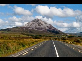 Errigal by Dave-D