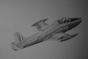 Jet Provost by NorthumbriaArt