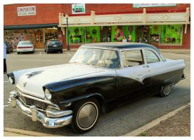 1956 Ford Fairlane by TheMan268