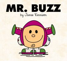 Mr. Men Buzz Lightyear by nlcast