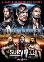 WWE SURVIVOR SERIES 2013 by TheIronSkull