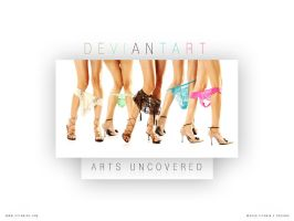 Arts Uncovered by vitaminv