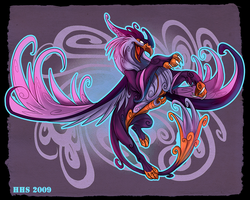 Spiral by VixieArts
