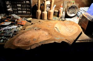 Mesquite Tray Top Wip by lamorth-the-seeker