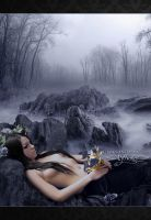 Ophelia's dream by Lyssiana