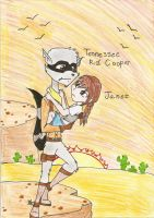 Tennessee Kid Cooper and Janet by HeavensEngel