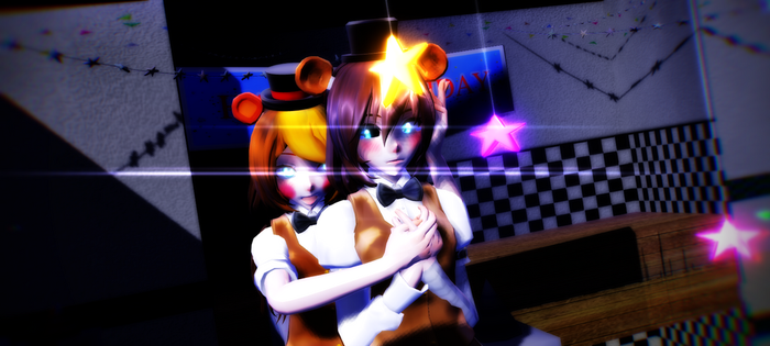 It will be alright [Yuri] by JazzyDoesMMD