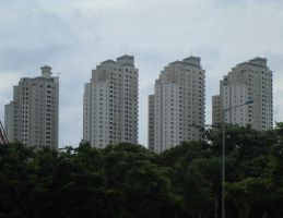 ONE of APATO NEAR ANCOL BAY by diimaaz
