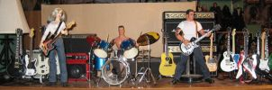 The Band.....now mostly done by A-J-M-74