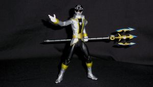SH Figuarts GokaiSilver 2 by LinearRanger