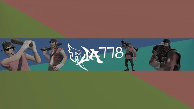 New Youtube Banner by 3055-BOSS