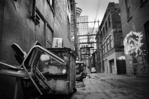Vancouver Street Alley by akimimoto