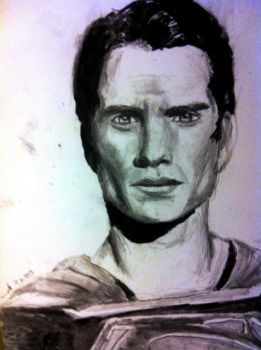 A Man Of Steel by Eden-ArtFromTheHeart