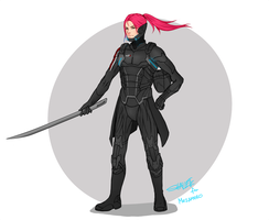 Sui Slayer N7 by shallete