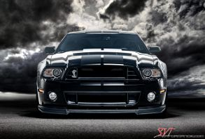 Black GT500 by lovelife81