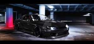 Nissan Silvia s15 by SkicaDesign