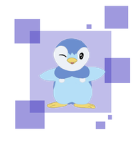Piplup the piplup by MlSTY