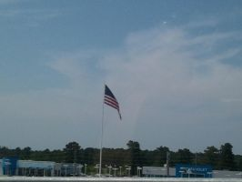 FLAG  lol  and SKY by kamrin15
