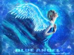 Blue Angel by Sisterslaughter165