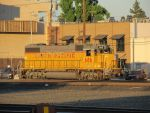 Union Pacific 686 at Roseville Station by MichaelB450