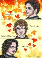Game of Thrones : His, His and His Circumstances by noji1203