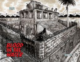 Zombie years Issue 7 Page 2  Spread by FWACATA