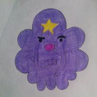 Lumpy Space Princess (LSP) from Adventure Time by yahoo201027