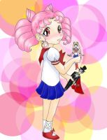 i love to play sailor moon by honeyheavenly