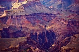 The Grand Canyon by LightofLunaPhoto