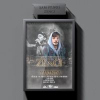 Zenci Poster by DemircanGraphic