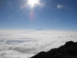 Sea of clouds by Aquata92