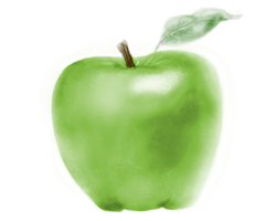 An Apple by Redcozy