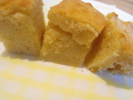 White Chocolate Brownies by Charlotte-Holmes