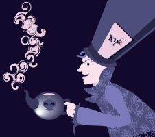The Mad Hatter by remdesigns