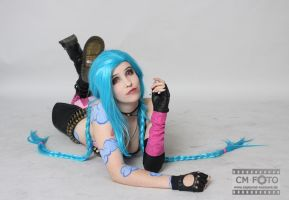 Jinxed!! by DaniStormbornCosplay