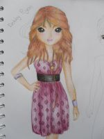 Debby Ryan by expectatinqs